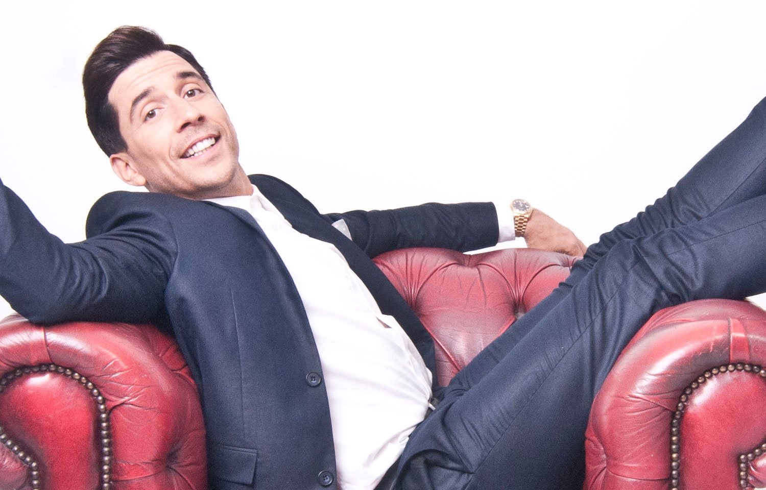 RUSSELL KANE'S EVIL GENIUS TOPS THE PODCAST CHARTS