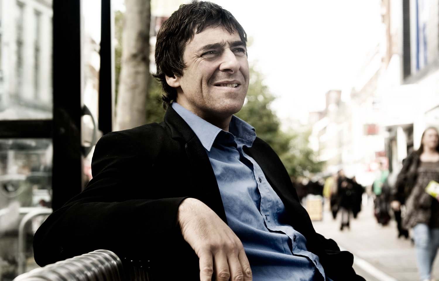 MARK STEEL WINS AT THE BBC RADIO & MUSIC AWARDS