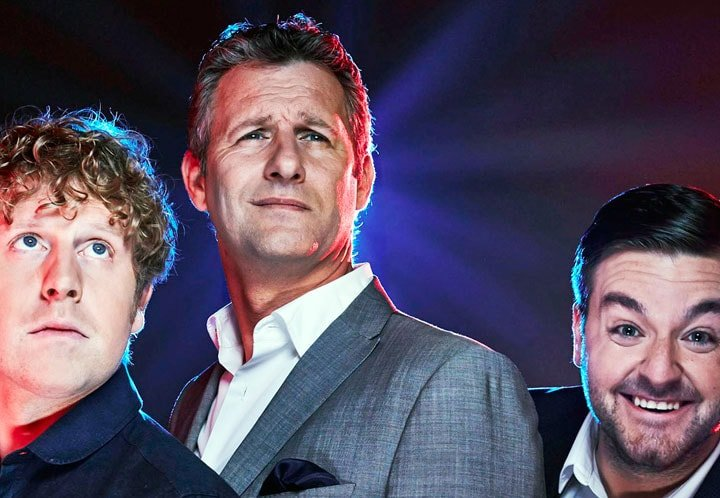 THE LAST LEG: LOCKED DOWN UNDER PRESENTS FROM AROUND THE GLOBE
