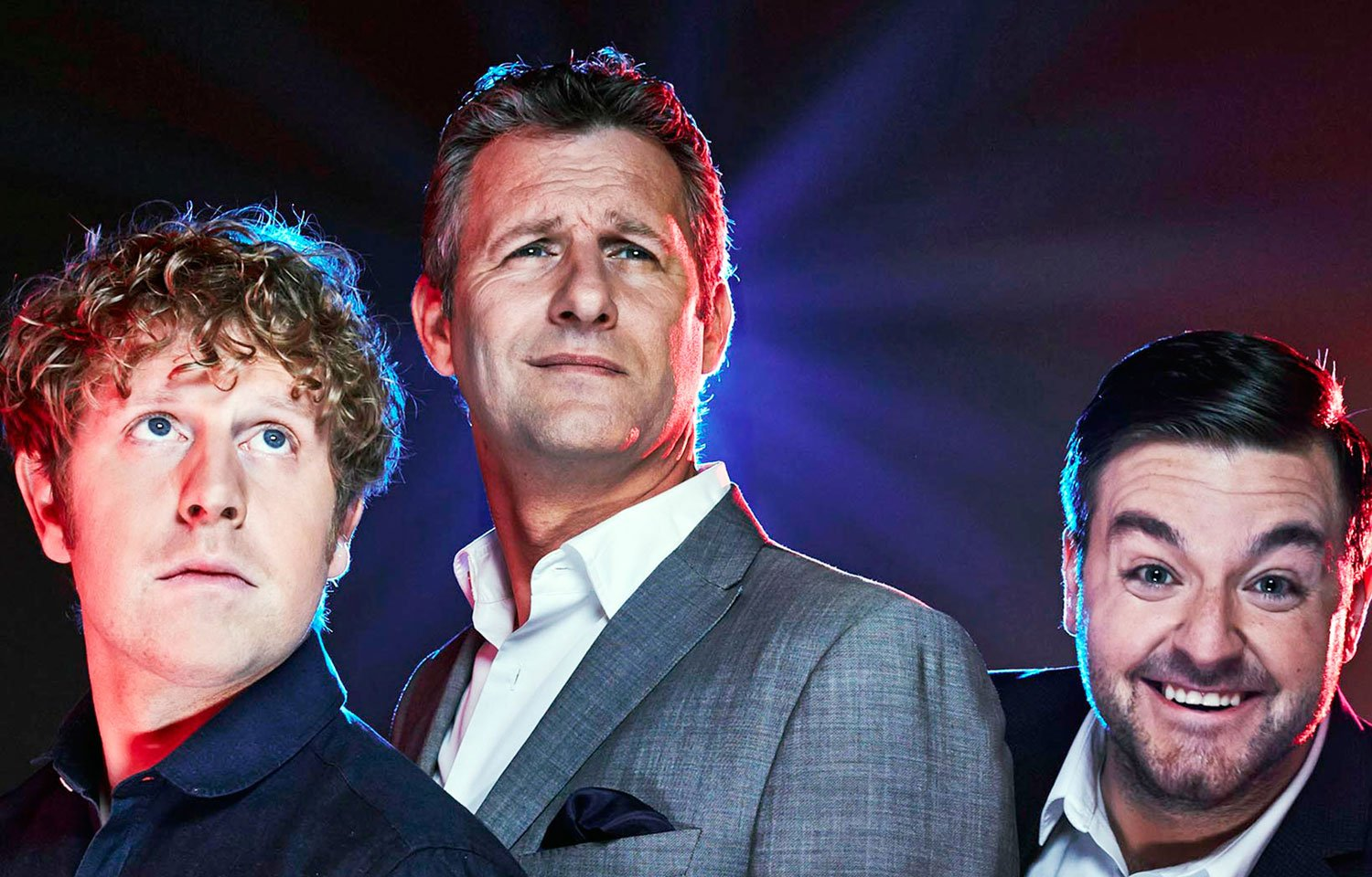 THE LAST LEG RETURNS WITH A STAND UP TO CANCER SPECIAL