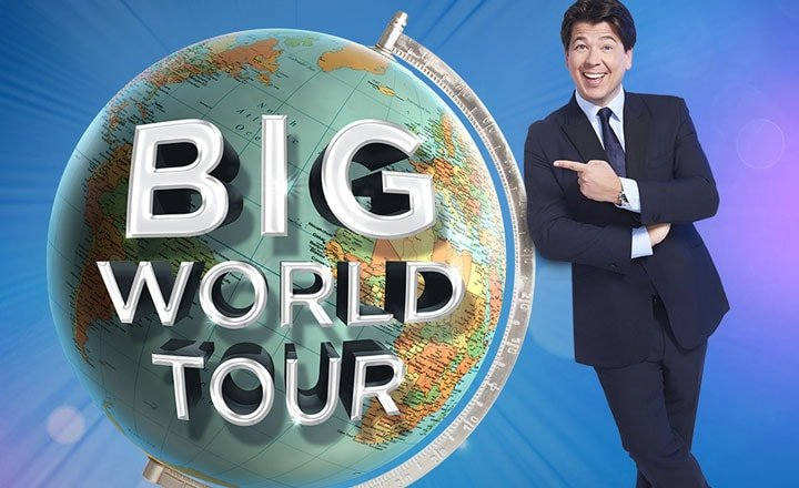 MICHAEL MCINTYRE'S BIG WORLD TOUR SELLS OUT DOWN UNDER IN RECORD TIME
