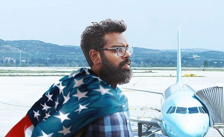 ROMESH RANGANATHAN'S JUST ANOTHER IMMIGRANT AIRS IN THE UK THIS WEDNESDAY