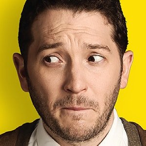 Jon Richardson headshot