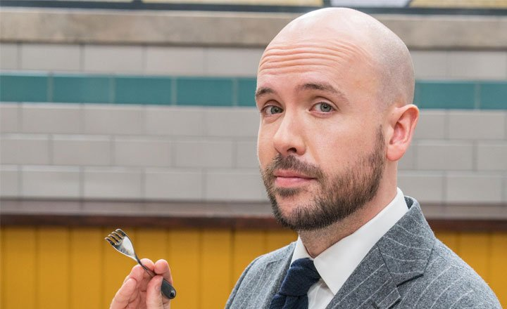 TOM ALLEN TO CO-HOST NEW SERIES OF BAKE OFF: THE PROFESSIONALS