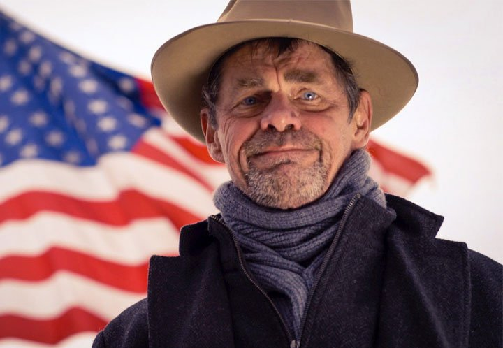 RICH HALL'S WORKING FOR THE AMERICAN DREAM DEBUTS ON BBC FOUR AND IPLAYER