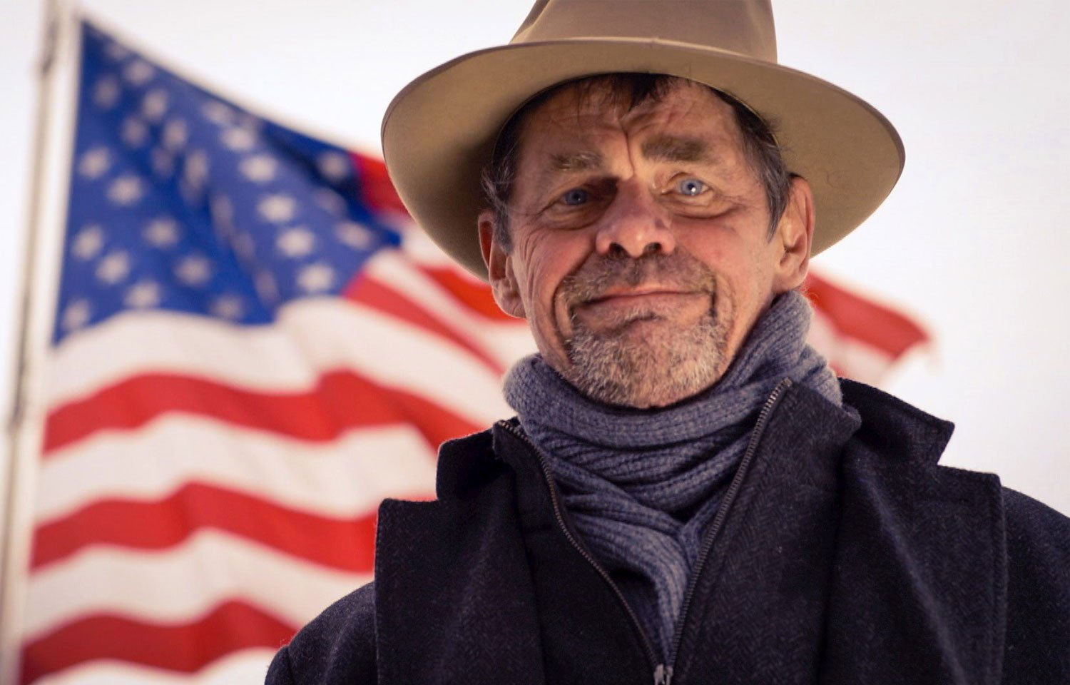 RICH HALL'S WORKING FOR THE AMERICAN DREAM DEBUTS