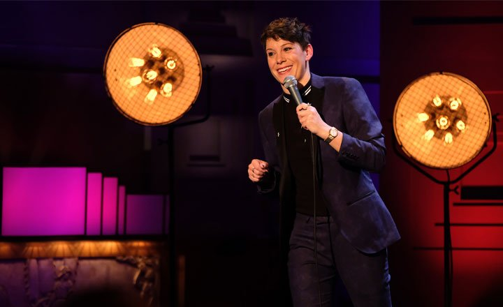 SUZI RUFFELL LIVE FROM THE BBC