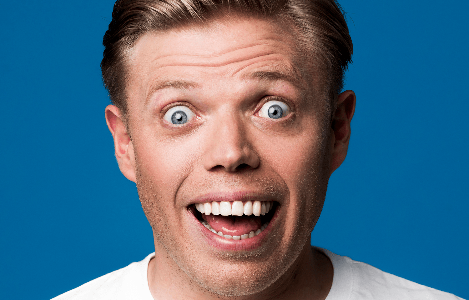 ROB BECKETT'S WALLOP 2019 UK TOUR AND PRE-SALE ANNOUNCED