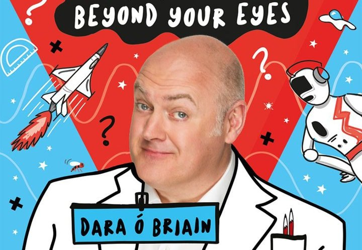 DARA O BRIAIN'S NEW CHILDREN'S BOOK SECRET SCIENCE OUT NOW