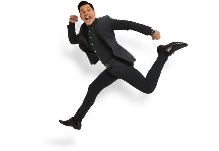 RUSSELL KANE'S THE FAST AND THE CURIOUS 2019 TOUR EXTENDED DUE TO EXCEPTIONAL DEMAND