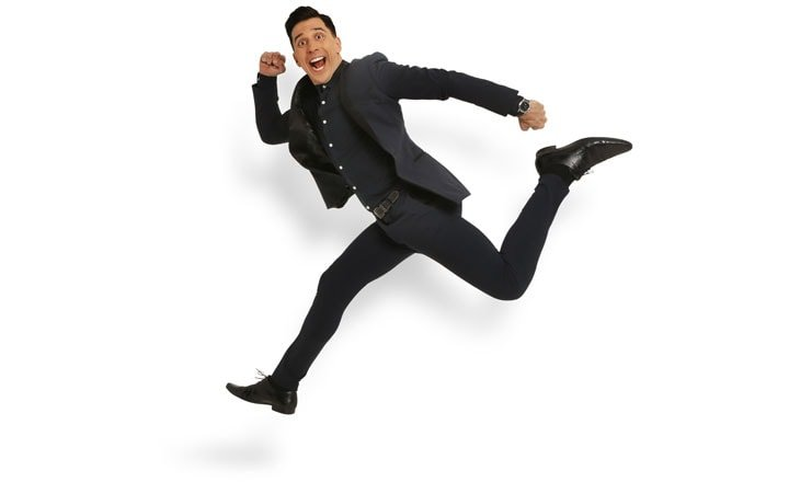 RUSSELL KANE'S THE FAST AND THE CURIOUS 2019 TOUR EXTENDED