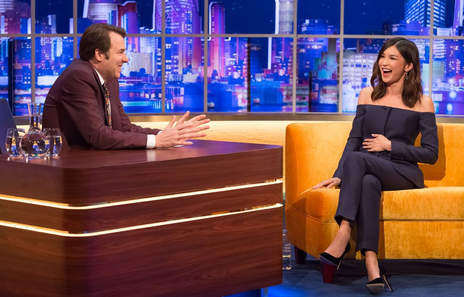 NEW SERIES OF THE JONATHAN ROSS SHOW CONTINUES THIS SATURDAY  (21ST SEPTEMBER) ON ITV