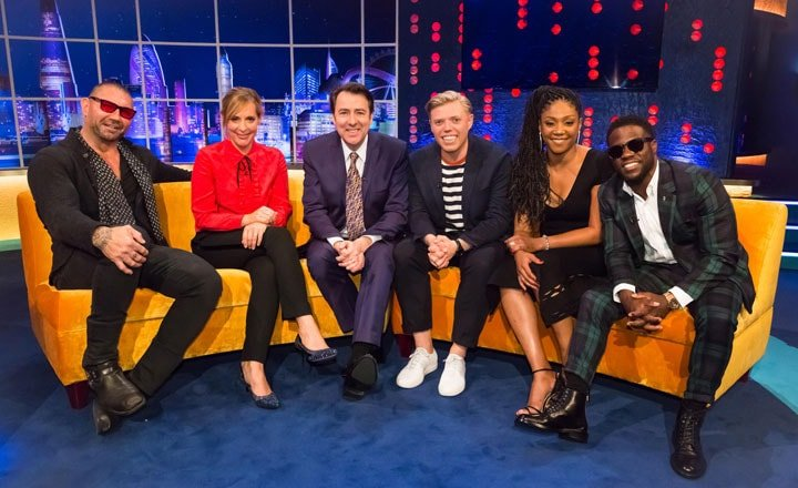 THE JONATHAN ROSS SHOW RETURNS TO ITV FOR A NEW SERIES