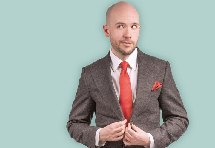 TOM ALLEN'S ABSOLUTELY TOUR EXTENDED WITH A LONDON PALLADIUM GIG ANNOUNCED TODAY