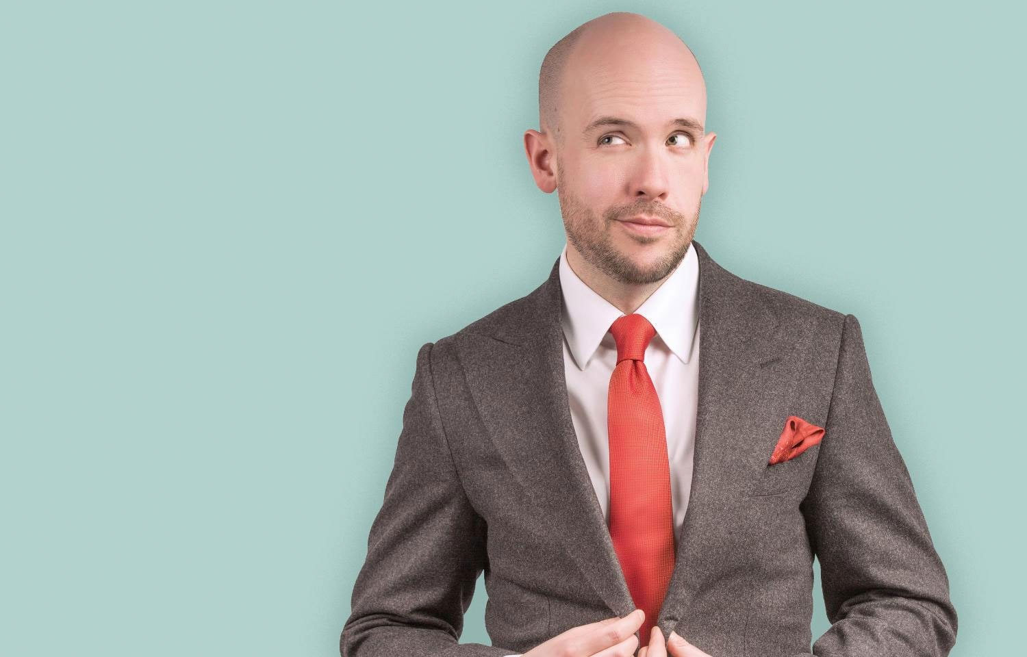 TOM ALLEN'S ABSOLUTELY TOUR EXTENDED AND PALLADIUM ON SALE