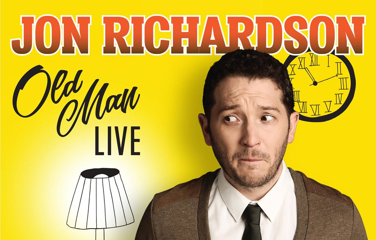 JON RICHARDSON'S OLD MAN TO AIR ON CHANNEL 4 THIS FRIDAY