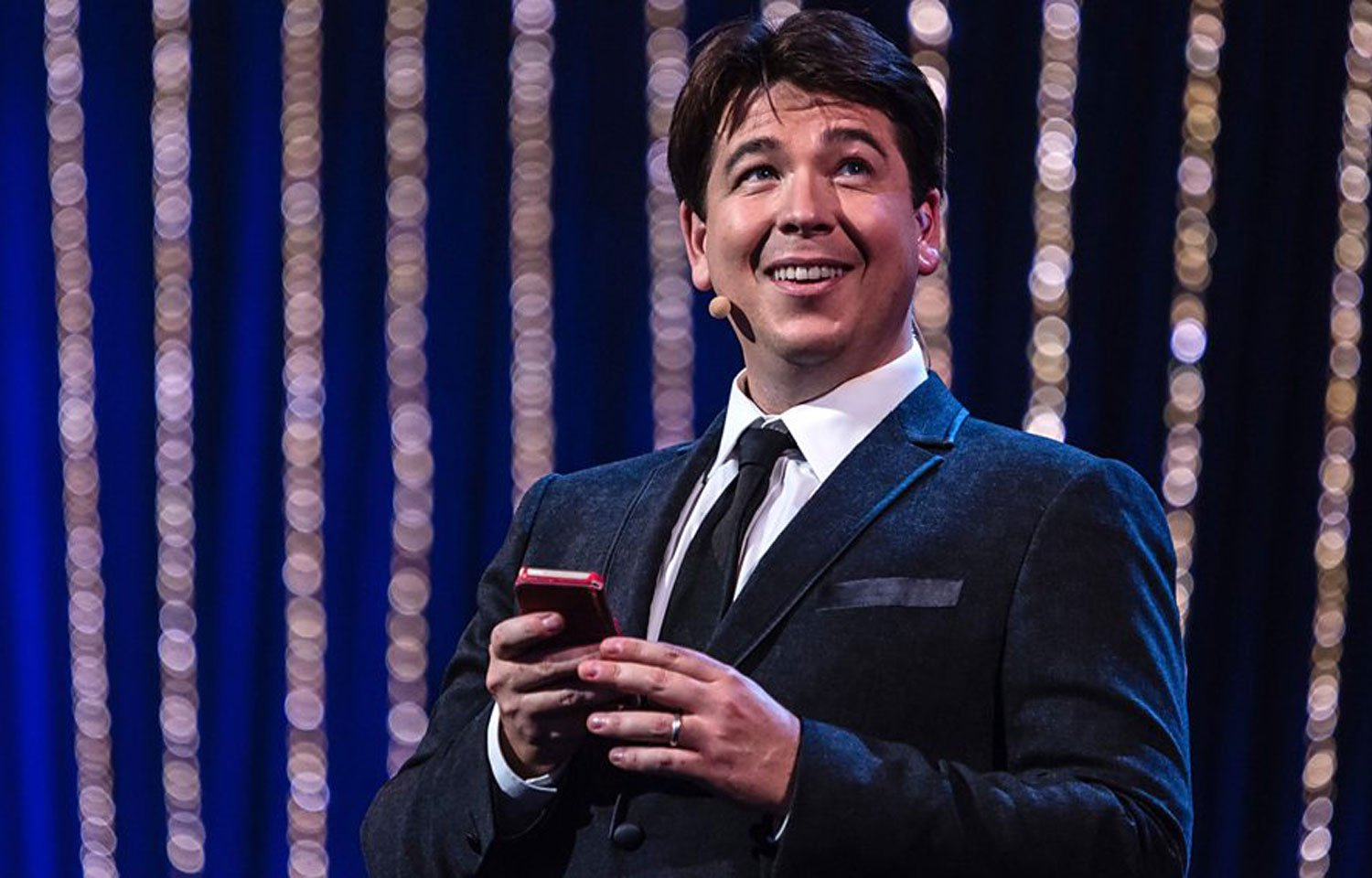 MICHAEL MCINTYRE'S BIG SHOW WINS AT THE ROSE D'OR AWARDS