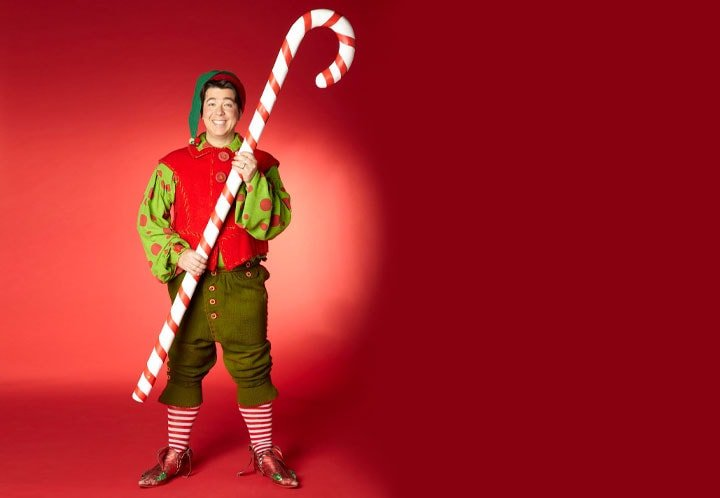 MICHAEL MCINTYRE'S CHRISTMAS CHARITY SHOW IN AID OF JULIA'S HOUSE AND COMIC RELIEF ON SALE NOW
