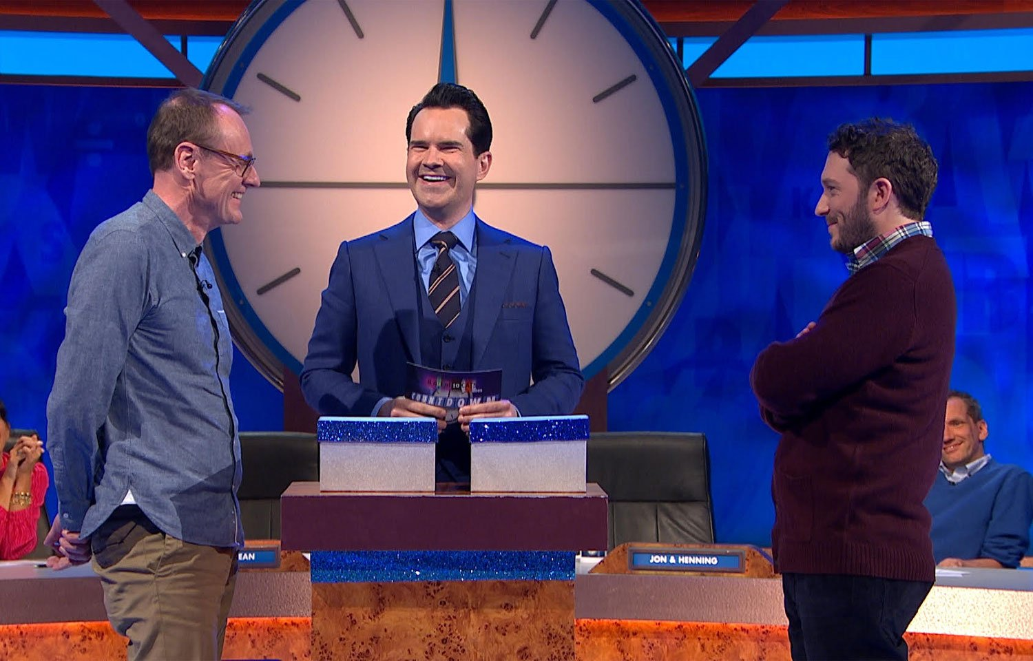8 OUT OF 10 CATS DOES COUNTDOWN CONTINUES FRIDAY