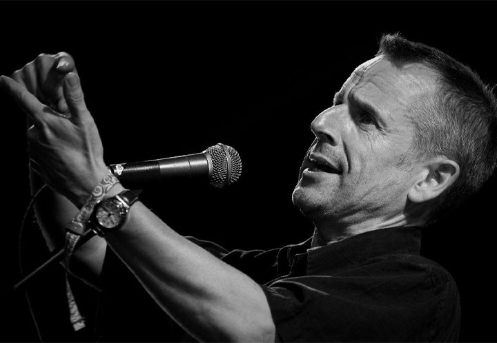 COMEDY LOSES LEGEND JEREMY HARDY