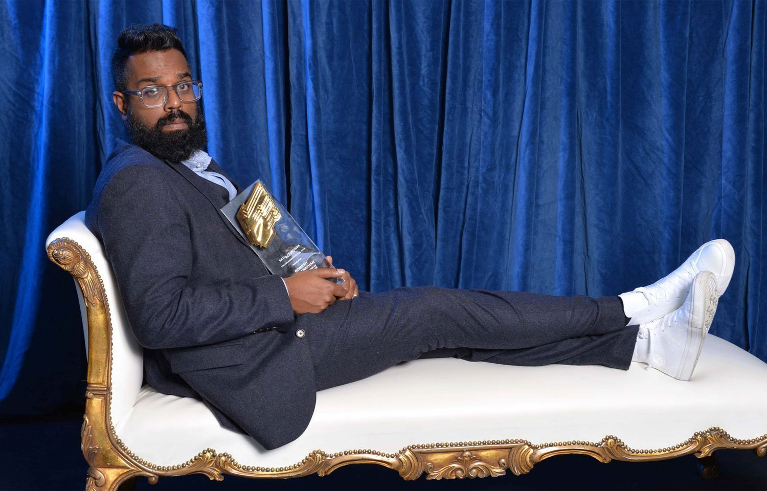 ROMESH AND THE LAST LEG WIN ROYAL TELEVISION SOCIETY AWARDS
