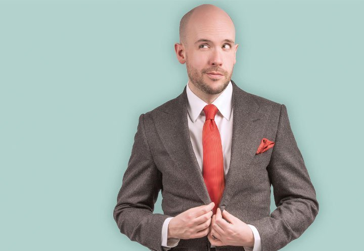 TOM ALLEN NOMINATED FOR MOST OUTSTANDING SHOW AT THE 2019 MELBOURNE COMEDY FESTIVAL AWARDS