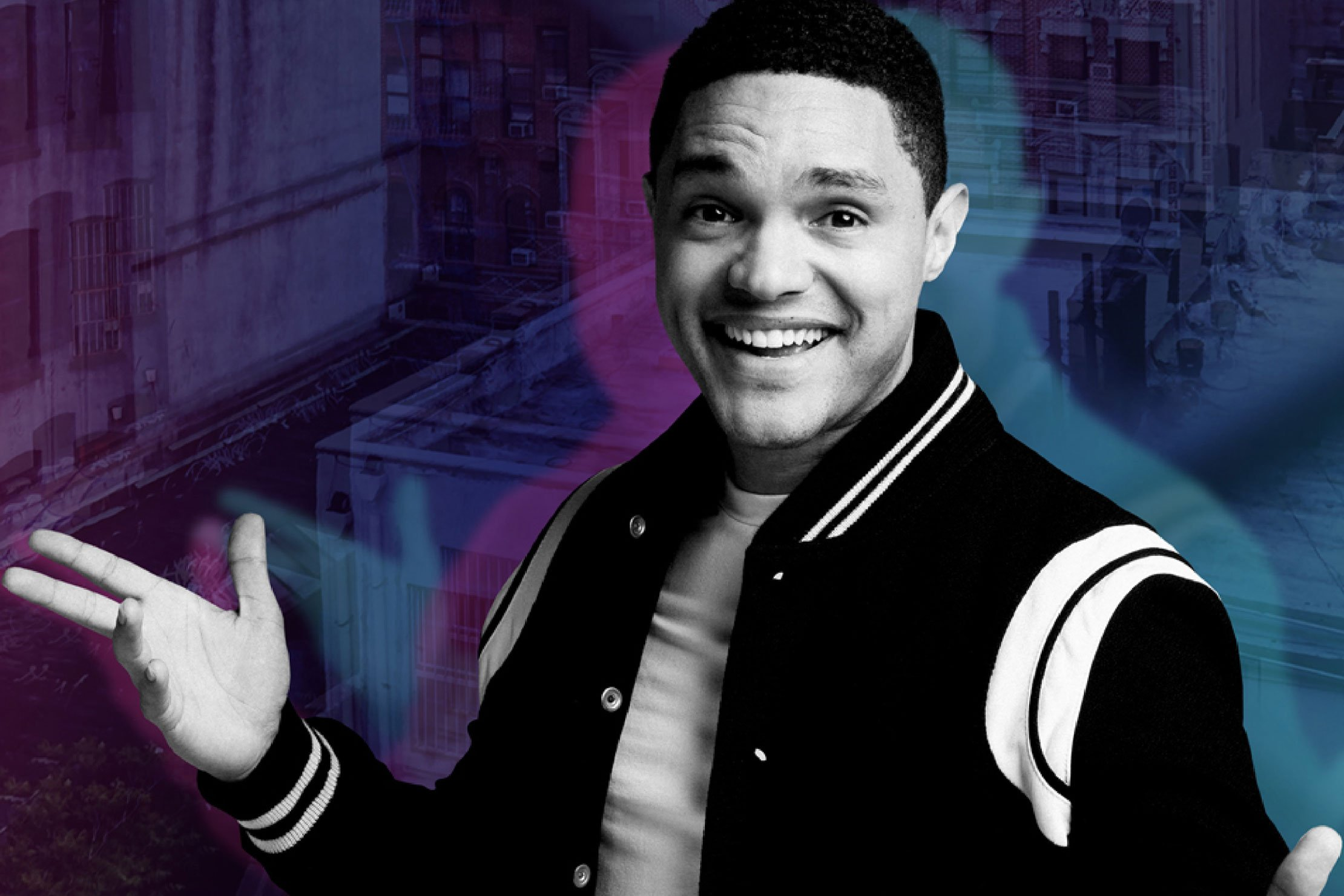 TREVOR NOAH RESCHEDULES LONDON AND GLASGOW LOUD & CLEAR DATES TO SEPTEMBER 2020