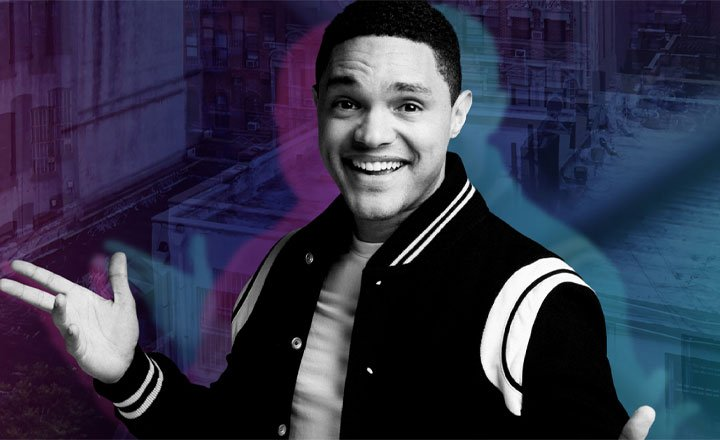 TREVOR NOAH ADDS MORE CITIES TO HIS LOUD & CLEAR TOUR