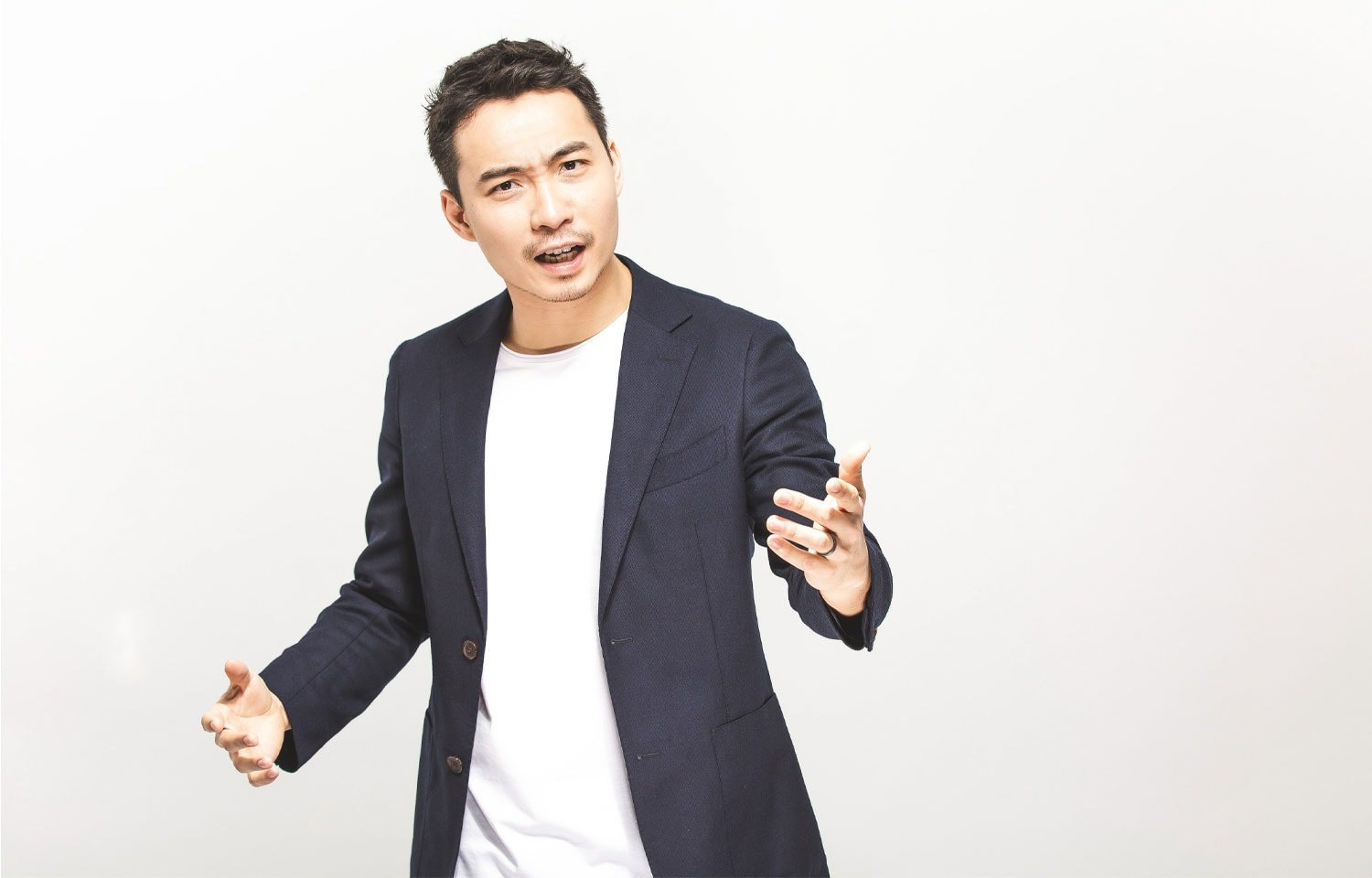 NIGEL NG BRINGS HIS SHOW CULTURE SHOCKED TO SOHO THEATRE