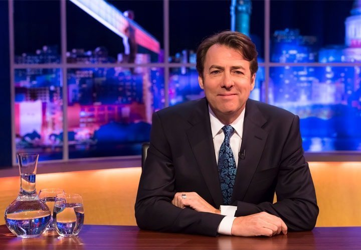 GUESTS FOR THIS SATURDAY'S THE JONATHAN ROSS SHOW ANNOUNCED