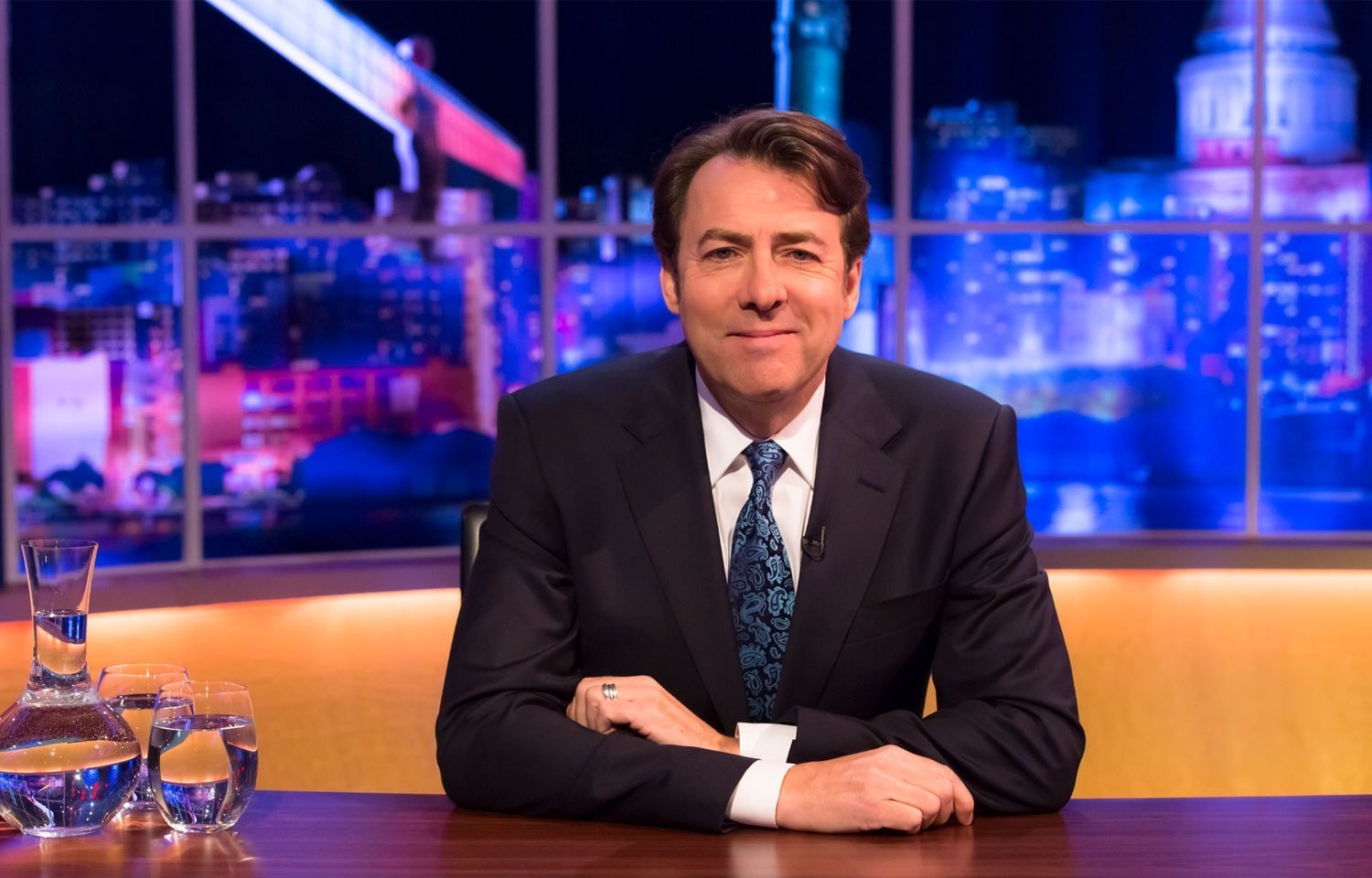 THE JONATHAN ROSS SHOW RETURNS WITH RUSSELL KANE THIS SATURDAY
