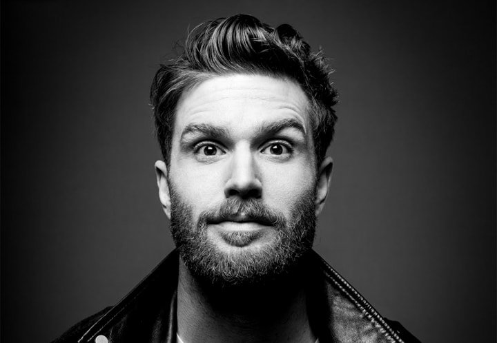 JOEL DOMMETT'S NEW 2020 LIVE TOUR ON SALE NOW
