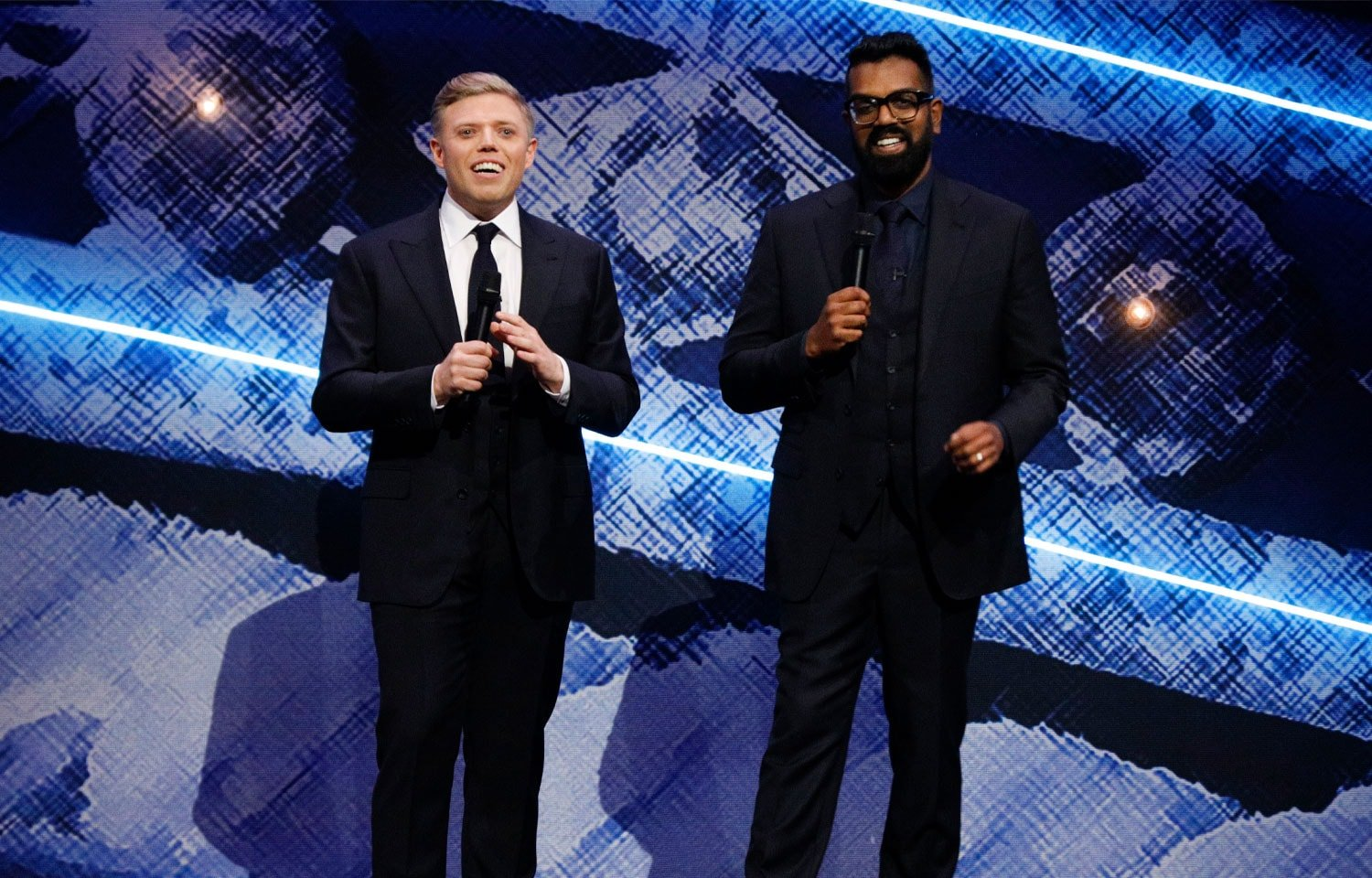 ROYAL VARIETY PERFORMANCE 2019 WITH ROB BECKETT AND ROMESH