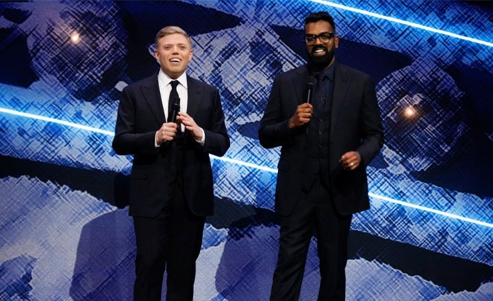 ROYAL VARIETY PERFORMANCE 2019 WITH ROB AND ROMESH AIRS