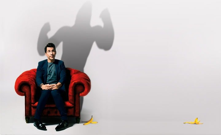 RUSSELL KANE RELEASES HIS NEW MEMOIR SON OF A SILVERBACK