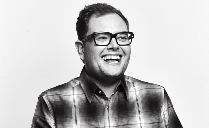 ALAN CARR ANNOUNCES HIS NEW 2020 TOUR NOT AGAIN, ALAN!