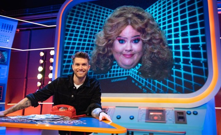 JOEL DOMMETT'S HEY TRACEY COMMISSIONED FOR SECOND SERIES