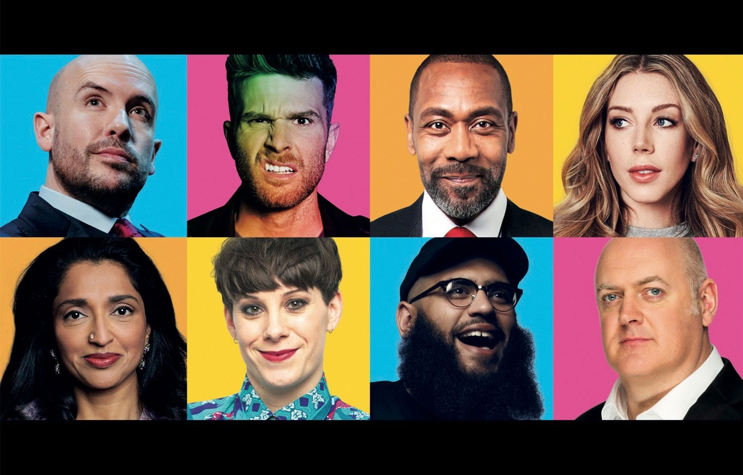 DARA, JOEL, SUZI AND TOM ALLEN JOIN COMIC RELIEF'S SPECTACULAR