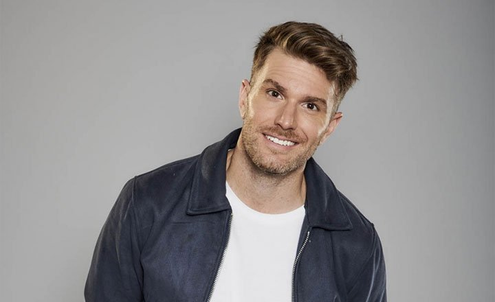 HOME ALONE WITH JOEL DOMMETT AIRS ON ITV2 FROM APRIL 19TH