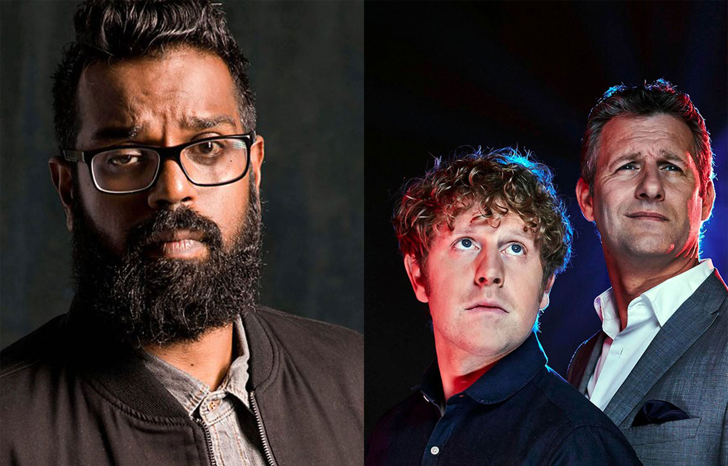 THE LAST LEG AND ROMESH GAIN MORE BAFTA NOMINATIONS