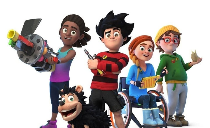 DENNIS AND GNASHER: UNLEASHED! SERIES 2 HAS BEEN LAUNCHED