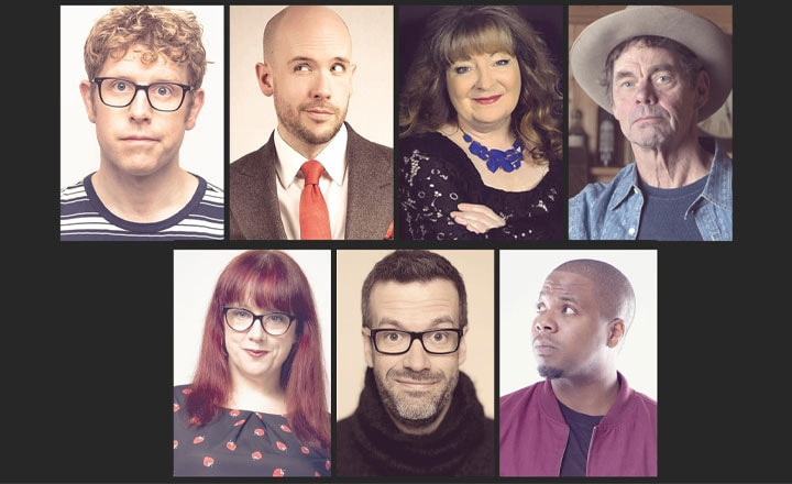 OFF THE KERB'S COMEDY GALA FOR WAVERLEY CARE NOW ON SALE