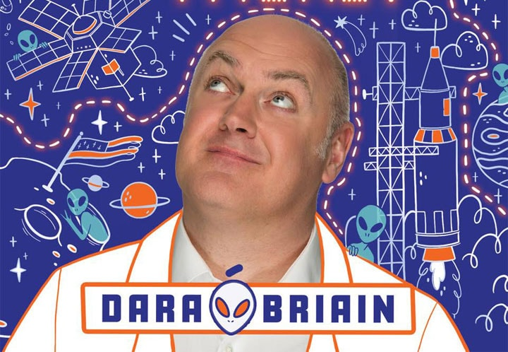 DARA O BRIAIN'S IS THERE ANYBODY OUT THERE OUT 1ST OCTOBER