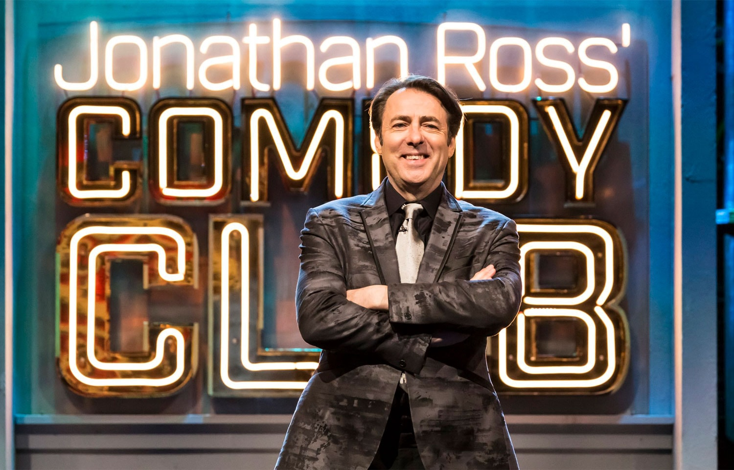 JONATHAN ROSS' COMEDY CLUB BEGINS SATURDAY 12TH SEPTEMBER