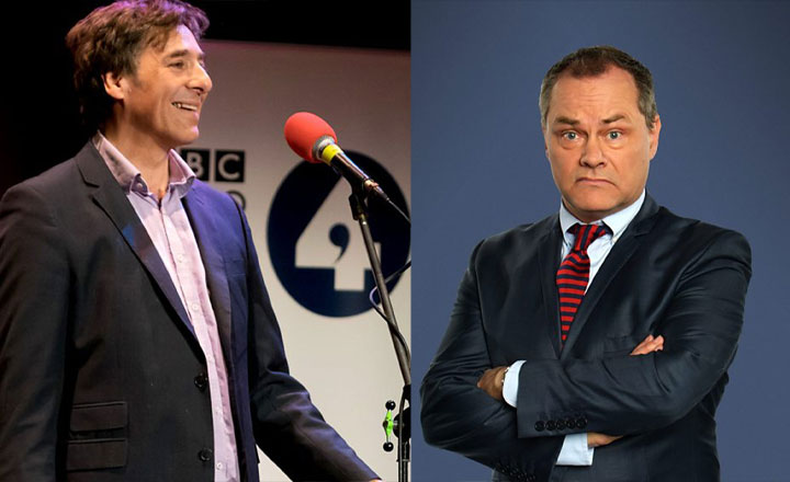 JACK DEE AND MARK STEEL TOP THE GREATEST RADIO COMEDY LIST