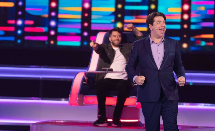 MICHAEL MCINTYRE'S NEW SHOW THE WHEEL COMES TO BBC ONE