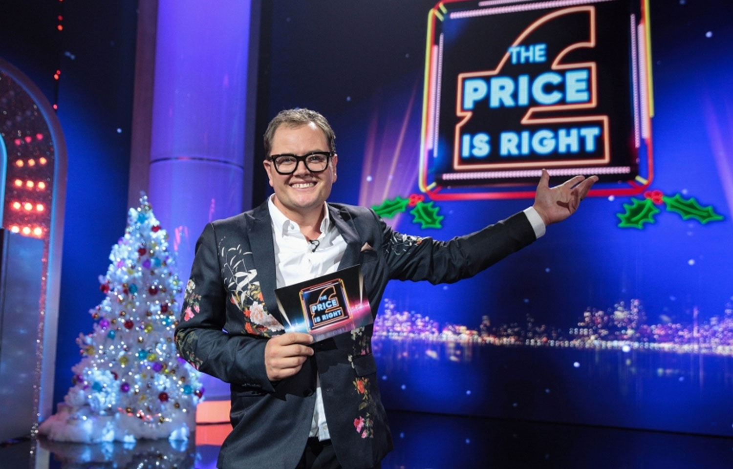 ALAN CARR'S EPIC GAMESHOW CHRISTMAS SPECIAL HITS SCREENS