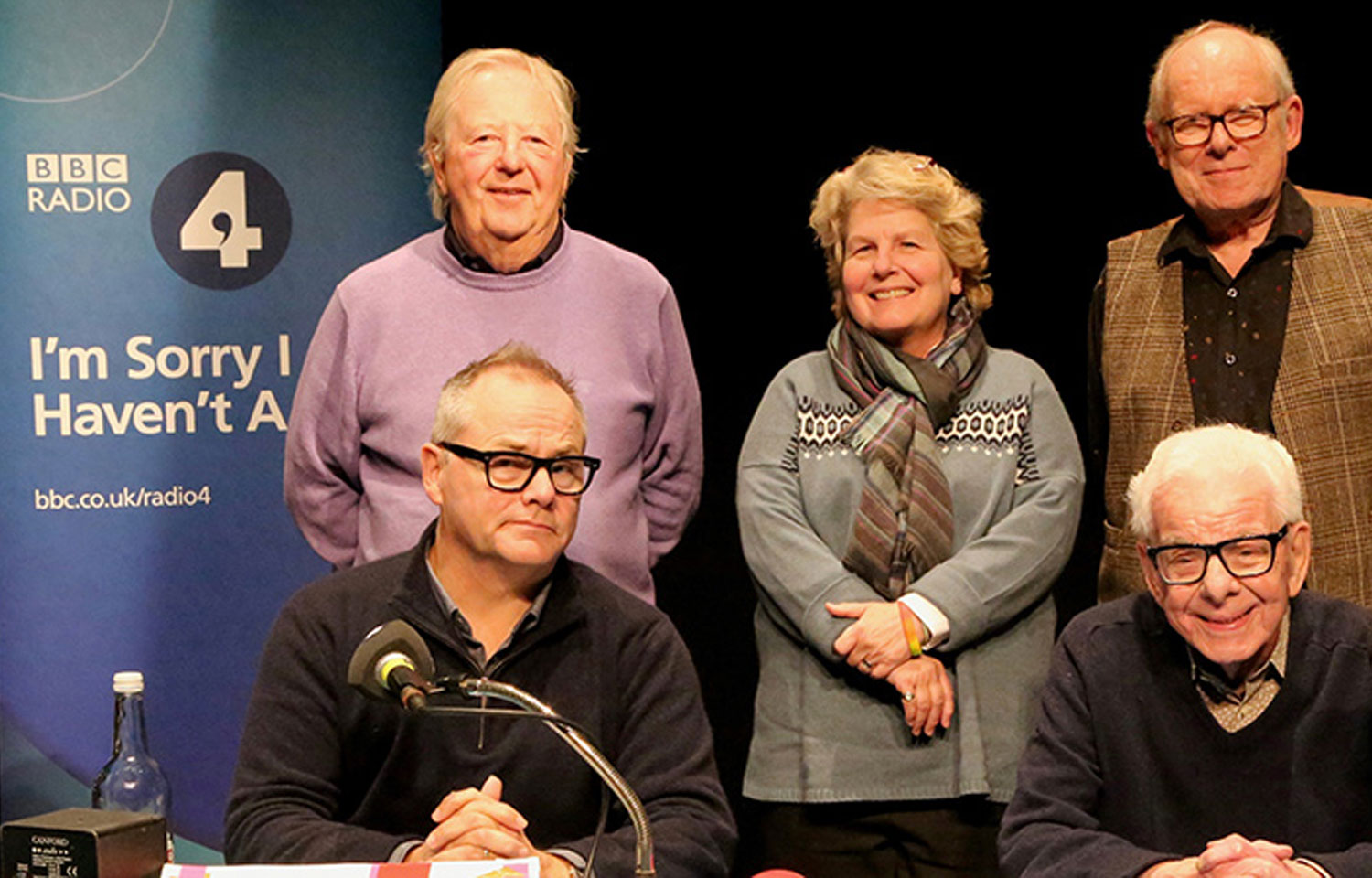 I'M SORRY I HAVEN'T A CLUE WINS BEST RADIO PANEL SHOW 2020