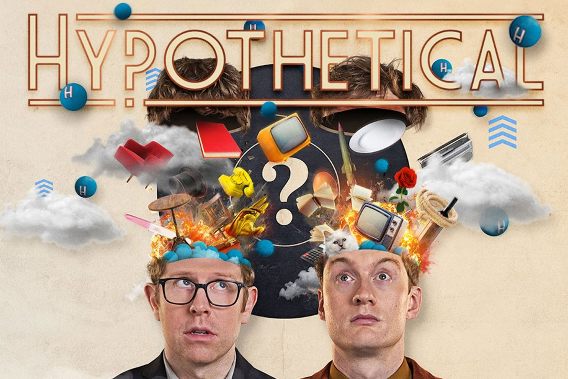 JOSH WIDDICOMBE RETURNS WITH NEW SERIES OF HYPOTHETICAL ON WEDNESDAY 10TH FEBRUARY