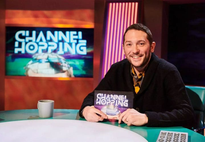 CHANNEL HOPPING WITH JON RICHARDSON GETS A SECOND SERIES